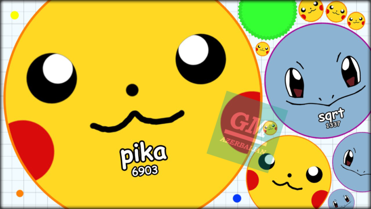 Agar.io 520 Skin Pack Download