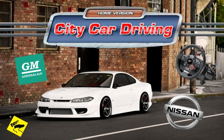 City Car Driving – Nissan Silva S15 İndir