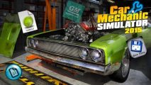 Car Mechanic Simulator 2015 - Save Game