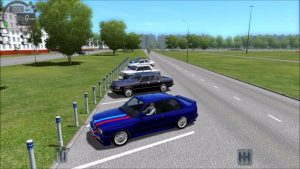 City Car Driving - BMW M3 E30 download