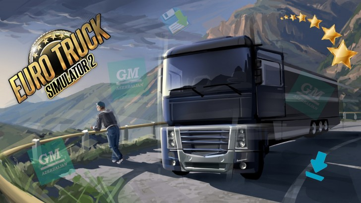 ETS2 - Save Game