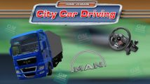 City Car Driving-MAN TGS Kamyon Modu