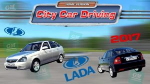 City Car Driving - Lada Priora Modu 2017