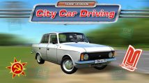 City Car Driving - Moskvich 412 Modu