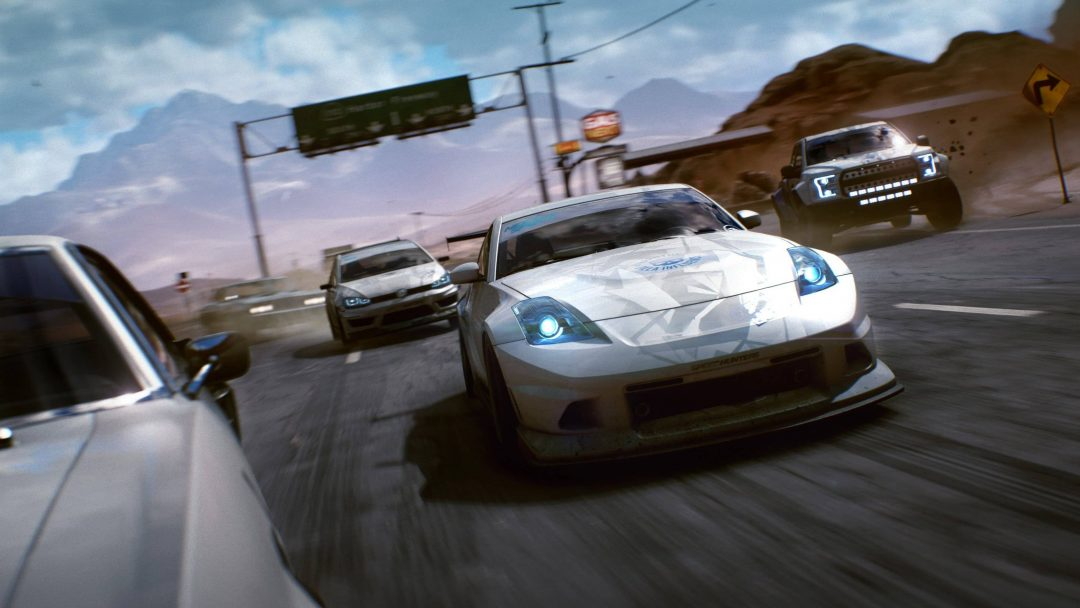 Need for Speed Payback - Off Road Yeni Oynanış Videosu