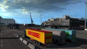 ETS 2 Beyond the Baltic Sea DLC