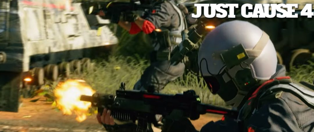 Just Cause 4 cikis fragmani