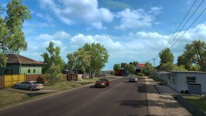 ETS 2 icin Road to the Black Sea